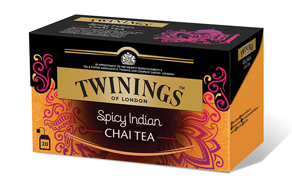 Spicy Indian Chai 20x2g
