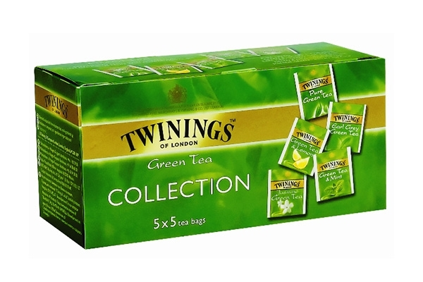 Green Tea Collection 5x5x2g