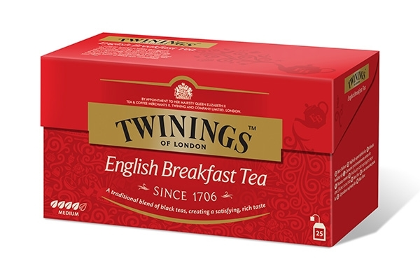 English Breakfast 12x25x2g