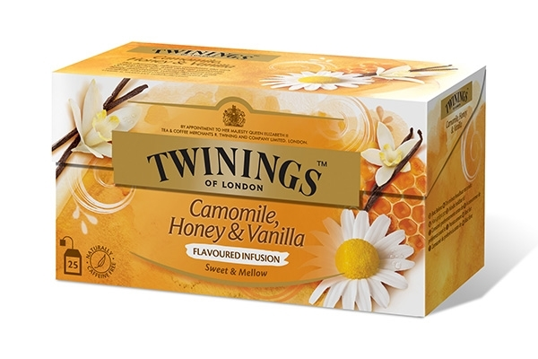 Infusions Camomile, Honey & Vanilla 25x1,5g