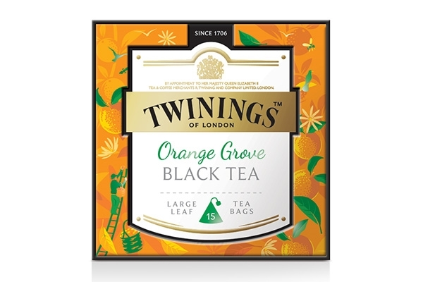 Orange Grove Black Tea 15x2,5g