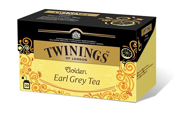 Golden Earl Grey 20x1,5g