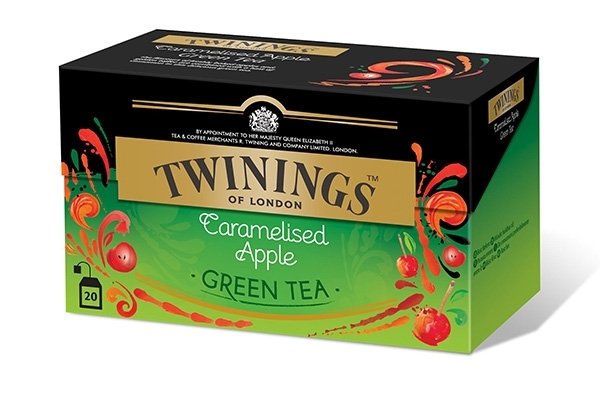 Caramelised Apple Green Tea 20x2g