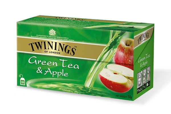 Green Tea Apple 25x2g