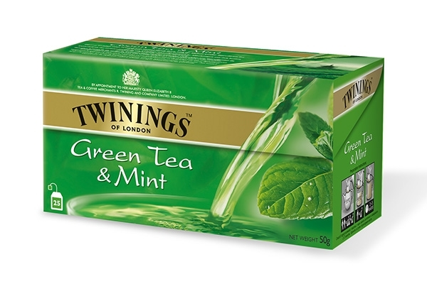 Green Tea Mint 25x2g