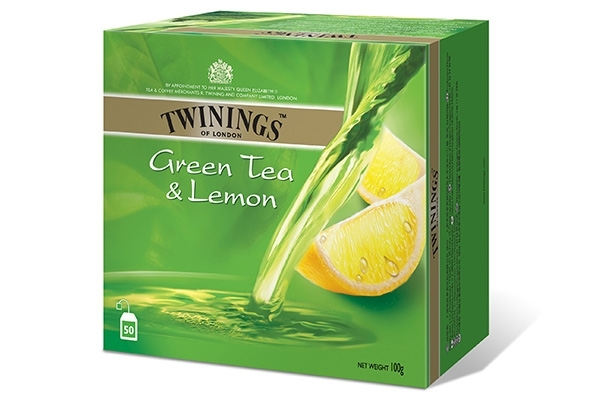 Green Tea Lemon 50x2g