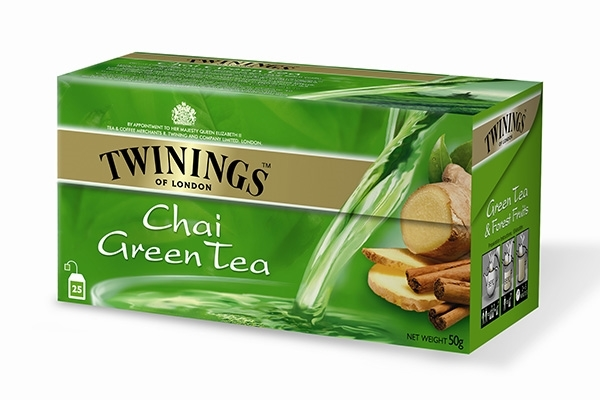 Green Tea Chai 25x2g